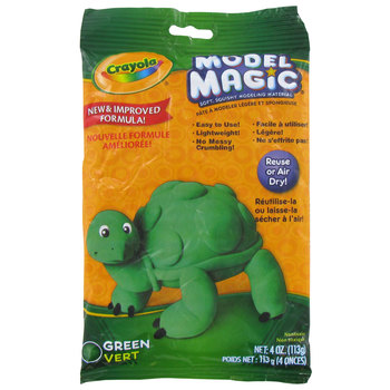 Green Crayola Model Magic